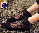 Lace Hand-wash Only Socks for Women