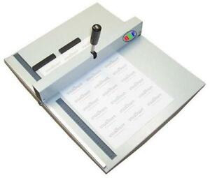 "New 18"" Manual Creasing Scoring Machine Creaser Scorer making invitation/greeting cards, etc."