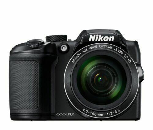 Nikon COOLPIX B500 16.0MP 1080p Digital Camera - Black