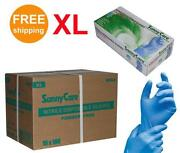 Nitrile Gloves XL