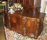 Mahogany Executive Desk