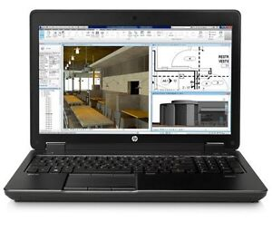 Brand new HP ZBook 17 G2 Mobile Workstation Intel Core i7 1650$