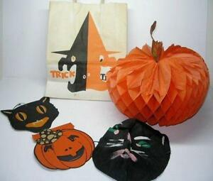 Ebay Halloween Decorations Vintage