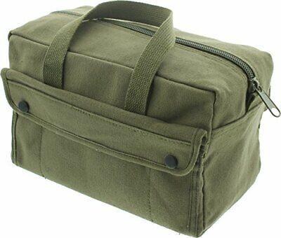 Olive Drab Heavyweight Military Mechanics Standard Tool Bag Home & Garden