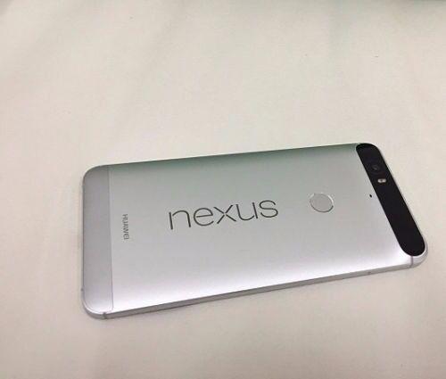 Google Nexus 6P 128gb in Silver Unlocked