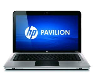 HP Pavilion 2.0Ghz 4GB RAM 320GB laptop works perfectly in