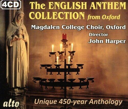 John Harper, Magdale - English Anthem Anthology [New CD]