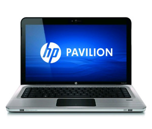HP Pavilion 2.0Ghz 4GB RAM 320GB high performance laptop works p