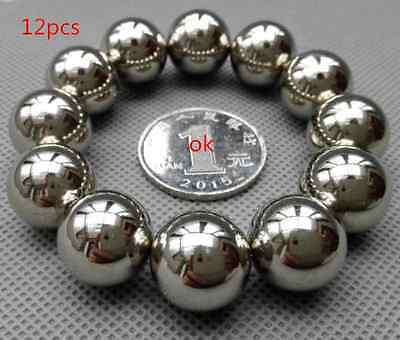 Selling Strong Rare Earth Neodymium Sphere Magnets Cube Ball N50 Diameter 15mm