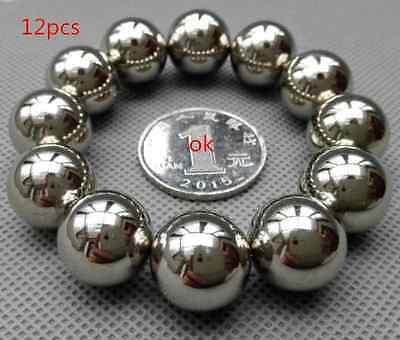 Selling Strong Rare Earth Neodymium Sphere Magnets Cube Ball N42 Diameter 15mm