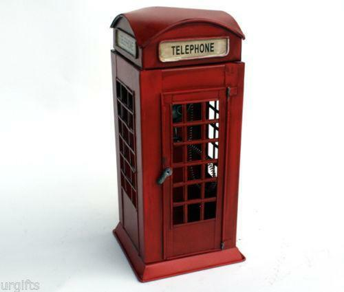 London Telephone Booth Ebay