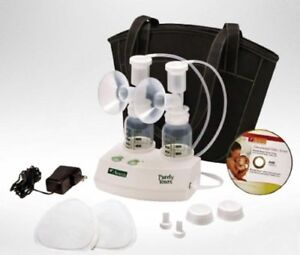 New Ameda Purely Yours double electric breast pump