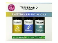 TISSERAND Essential Oils Kit - AROMATHERAPY - FIRST AID - SKIN & HAIR CARE - GIFT SET