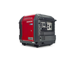 Honda EU3000is Ultra Quiet Inverter Generator (Electric Start)