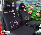 Hello Kitty Car Seat Accessories