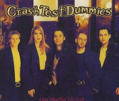 Crash Test Dummies God shuffled his feet (1994)  [Maxi-CD] ()