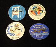 Ocean City Beach Tags