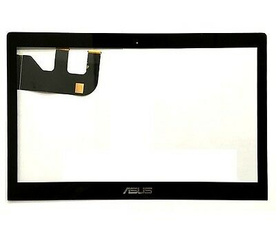 "Asus Zenbook Ux305c Ux305f 13.3"" Front Touch Screen Digit..."