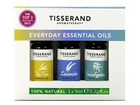 TISSERAND Essential Oils Kit - AROMATHERAPY - FIRST AID - SKIN & HAIR CARE - GIFT SET