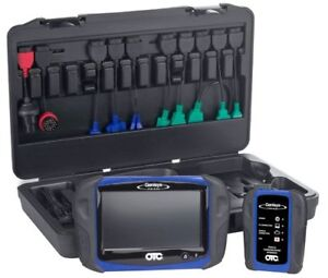 NEW OTC 3895 GENISYS TOUCH AUTOMOTIVE SCAN TOOL