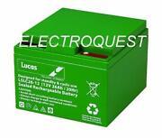 Lucas Golf Battery