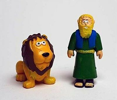 Daniel And Lion - Beginners Bible's Action Figure Toy Children Gifts - Bible Toys
