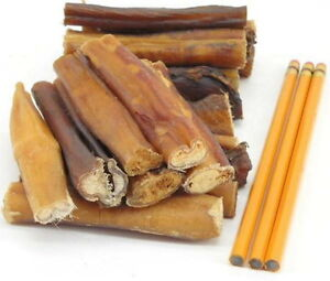 ValueBull 25 Jumbo Extra Thick 4in Natural Bully Sticks