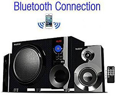 Boytone BT-210FD, Ultra Wireless Bluetooth Main unit, Powerf