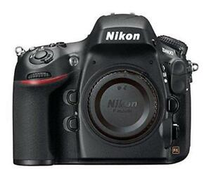 Nikon D800 36.3 MP CMOS FX-Format Digital SLR Camera, Body Only