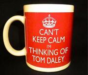 Tom Daley Mug
