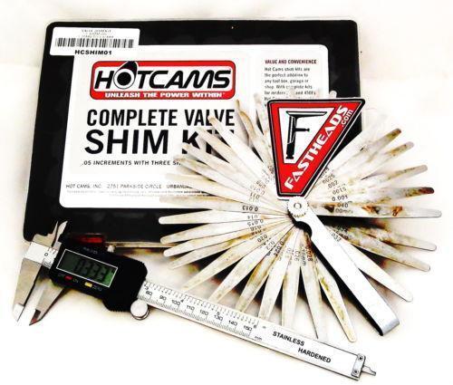 Motorcycle Valve Shim Kit 9 48mm – Name