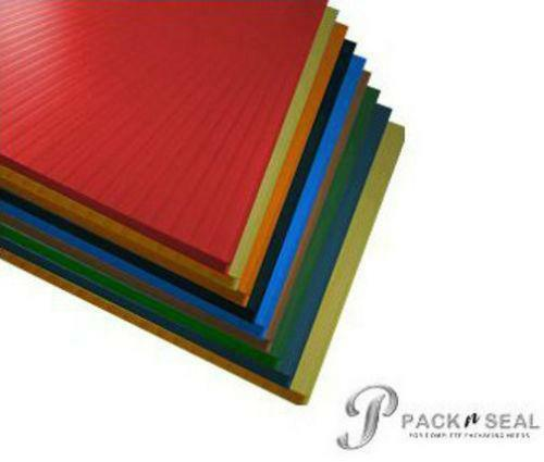 Colored Plastic Sheets Ebay