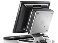 HP DESKTOP TOWER PC COMPUTER SYSTEM & 19'' LCD TFT CHEAP ON EBAY