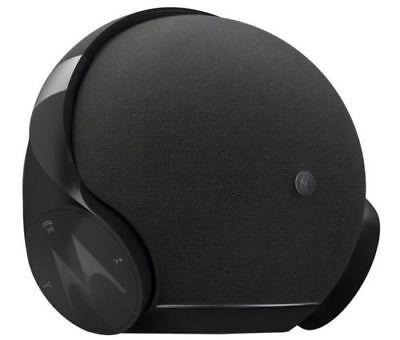 Motorola Sphere+   2 in 1 Stereo Bluetooth Lautsprecher schwarz + B-Ware+ (Motorola Bluetooth Stereo)