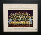 Signed Australian Kangaroos NRL & Rugby League Memorabilia
