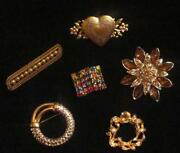 Mixed Gold Jewelry Lots
