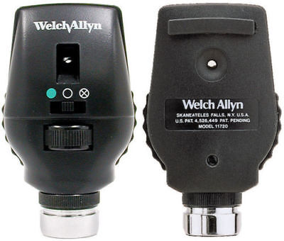 Welch Allyn 3.5v Coaxial Ophthalmoscope Model 11720 -- New -- Sealed In Box