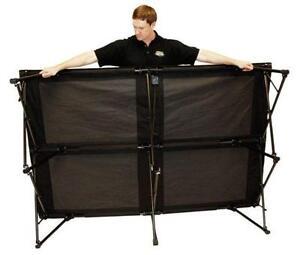 Tent Cot Cabelas Amp K Amp Rite Double Tent Cot Sc 1 St Ebay