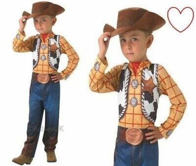 Jungen Kinder Toy Story Kostüm Disney Kostüm Buchwoche Tag