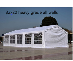 32x20 Heavy duty commercial tent for sale / wedding tent / tent