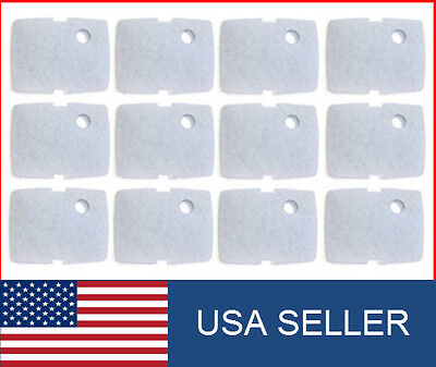 Cascade 700 1000 Canister Filter Generic Bio Floss Value  12 Pack