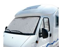 Fiat Ducato or Motorhome (2000 - 2005) Thermal Interior Window Blinds Internal Shades