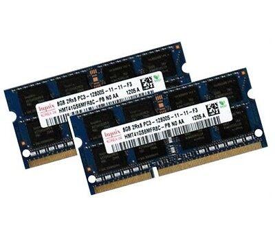 HYNIX 2x 8GB 16GB DDR3L RAM 1600 Mhz f. Apple iMac MacBook Pro mac mini Speicher