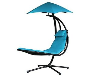 Dream Lounge Chair with Umbrella