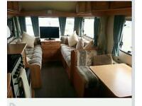 Fleetwood caravan