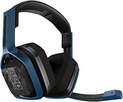 Astro Gaming A20 Call Of Duty Wireless Gaming Headset for PlayStation 4/PC/Mac Navy 939-001560