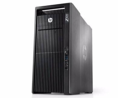 HP Z820 128 GB RAM 3.3Ghz POWERFUL GAMING/EDITING/DESIGN RIG