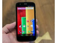Motorola MOTO G **UNLOCKED ANY SIM** Android smartphone