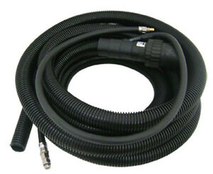Mirka Antistatic Coaxial Hose for Air Tools - CEROS 915 Dust Extraction Vacuum
