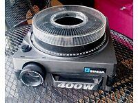 Simda 400w 35mm carousel Slide Projector